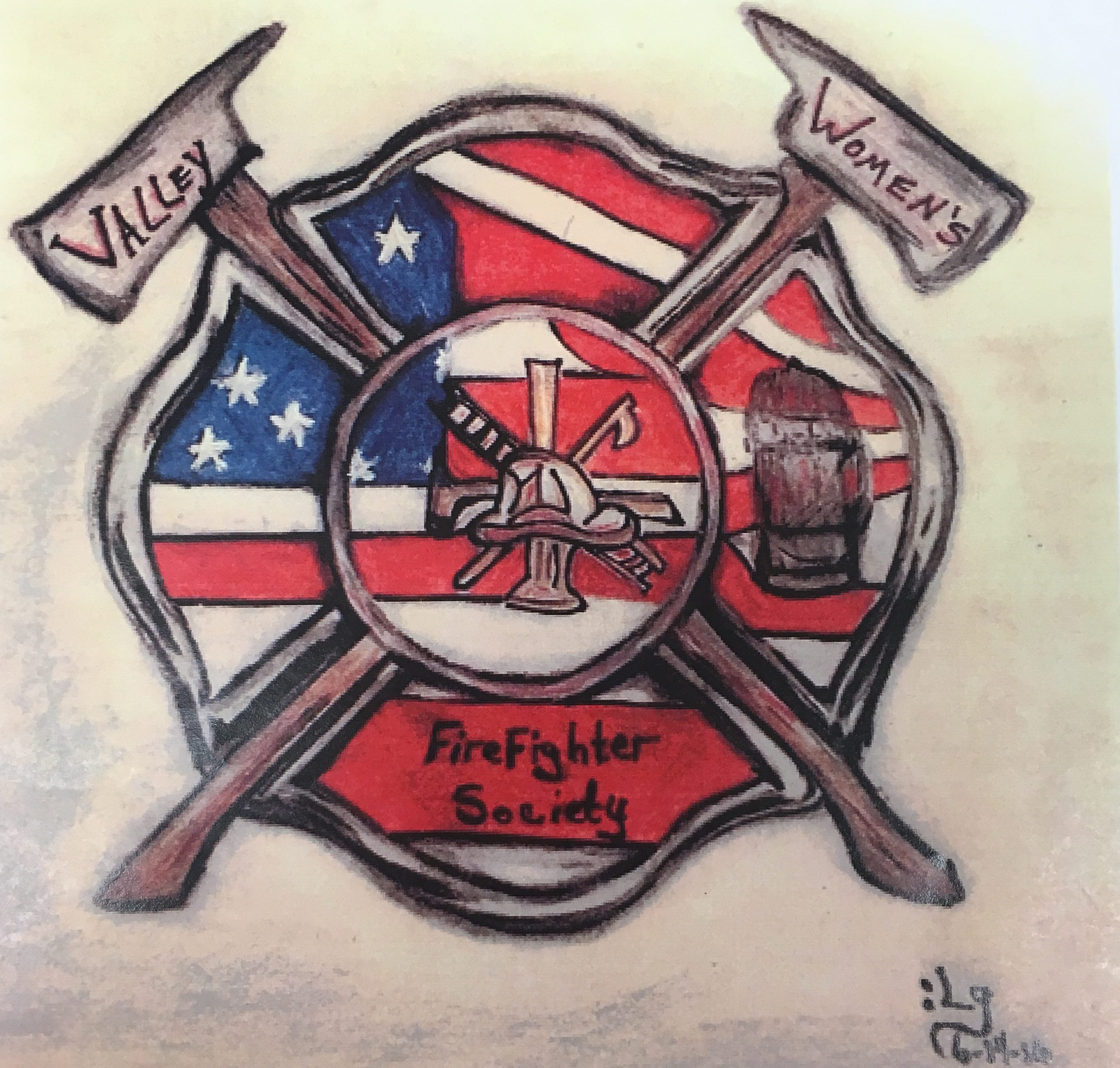 Valley Women's Firefighter Society